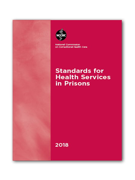 Standards for Health Services in Prisons (2018)