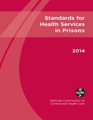 Standards for Health Services in Prisons (2014)